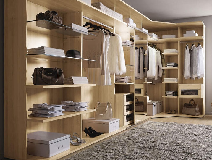 Dressing : une solution rangement efficace